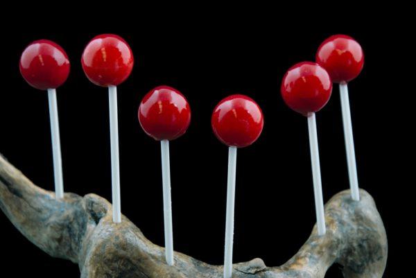 Lollipop de idiazabal