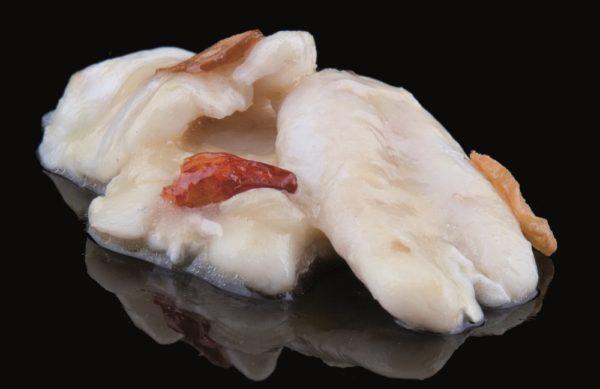 Cocochas de bacalao al pil-pil