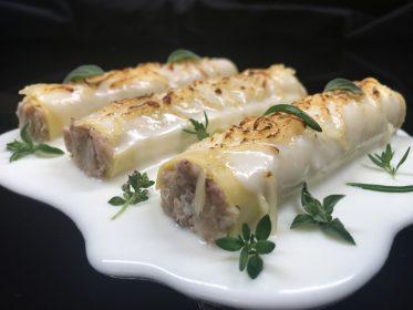 Cannellonis a la viande