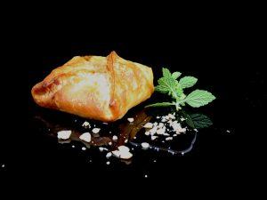 Capon pastries