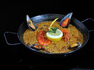 Base pour paella