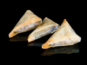 Spinach and codfish triangles