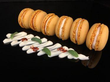 Macaron torta del casar
